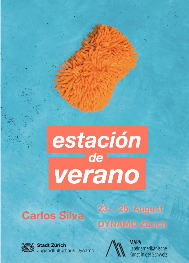 Carlos Silva Exhibition Estacion de verano Dynamo Zurich