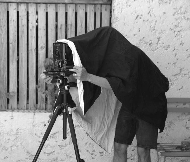 Exhibition Sebastian Mejia Piedras 2018 camera