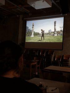 Sebastián Calfuqueo Alka Domo Videojournée MAPA Cabaret Voltaire Zurich